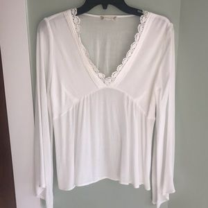 Bohemian White Top from Alter'd State